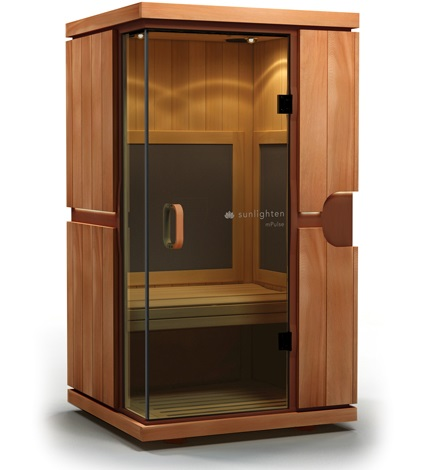 Infrared Sauna At Cleanse